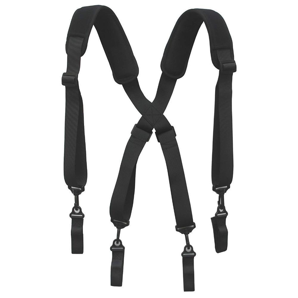 114daa1ae1b053 Großhandel Neopren Padded Tool Gürtel Hosenträger Gürtel Suspender W / 4  Loop Anhänge Von Jumeiluo, $25.11 Auf De.Dhgate.Com   Dhgate