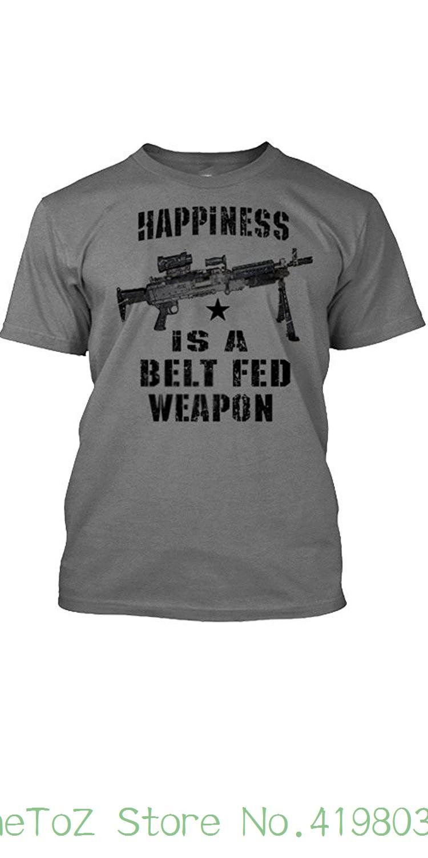 Army T Shirt Designs | Military T Shirt Machine Gunner Usmc Army Navy Combat Tee Iv Cotton