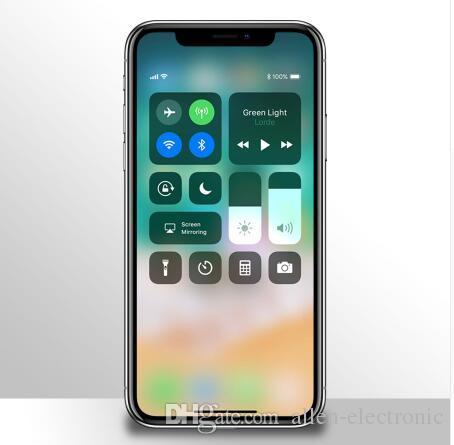 12f06a10fa3fc Vente Mobile Reconditionné Téléphone Portable Débloqué 2018 D origine Pour  IPhone X 4G LTE Apple 5.8    12.0MP 3G RAM 64G   256G Sans Identifiant De  Visage