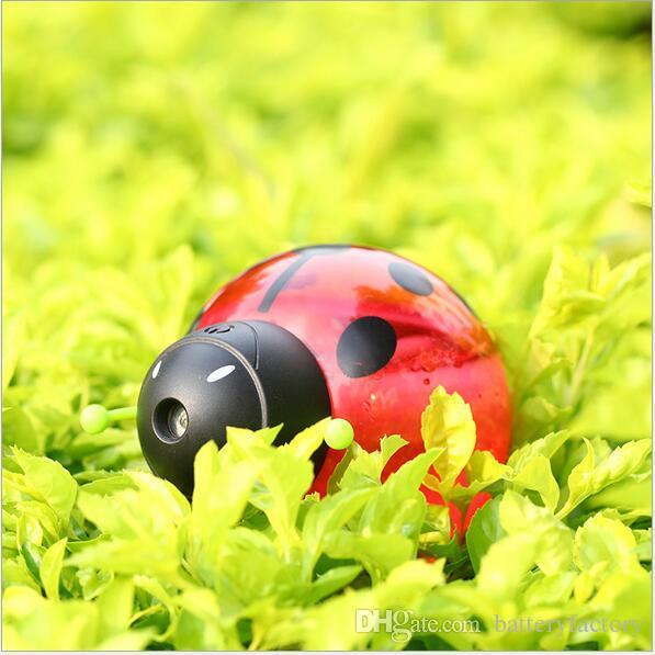 EN stock USB Portable Ultrasons Beetle Humidificateur Purificateur D'air Nébuliseur DC 5 V ABS Lampe de Bouteille LED Maison Veilleuse Humidificateur De Voiture