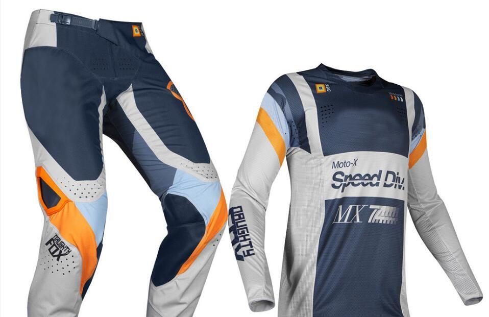 Compre 2019 MX Racing 360 Murc Jersey Pantalones Motocross Dirt Bike ATV  Off Road Racing Hombre Light Grey Gear Set A  120.28 Del Nqingfeng  1f6b18cc29e