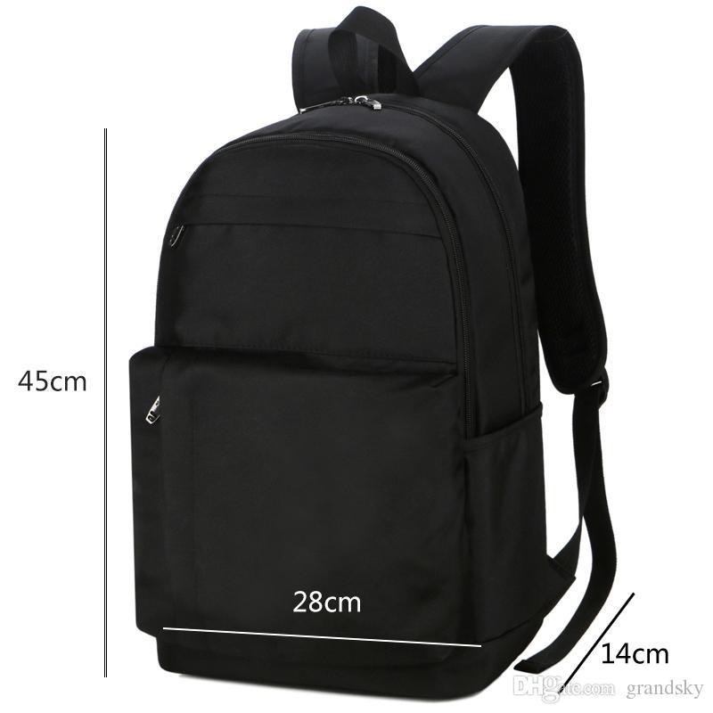 822d27523fa2 2018 горячие продажи рюкзак случайные пешие прогулки кемпинг рюкзаки  водонепроницаемый путешествия открытый сумки подросток мешок школы макияж  сумки рюкзак ...
