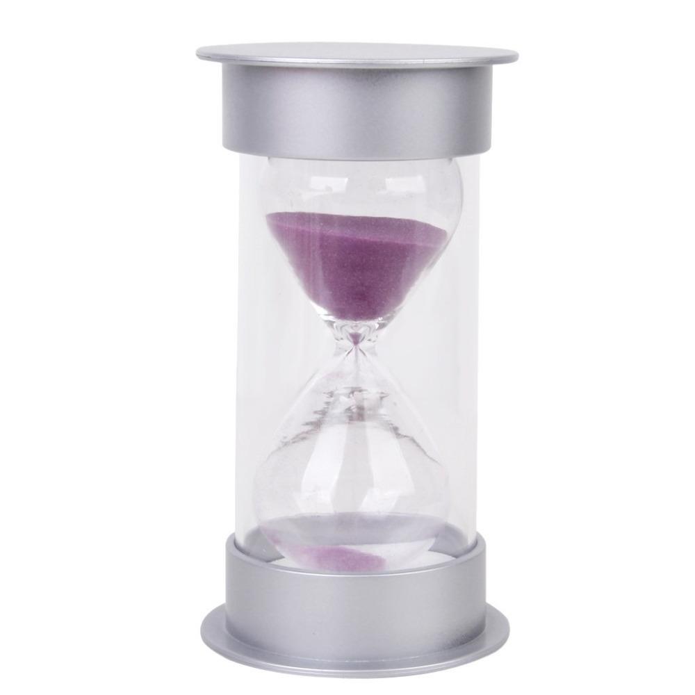 2018 10 minutes glass hand blown timer clock hourglass ampulheta