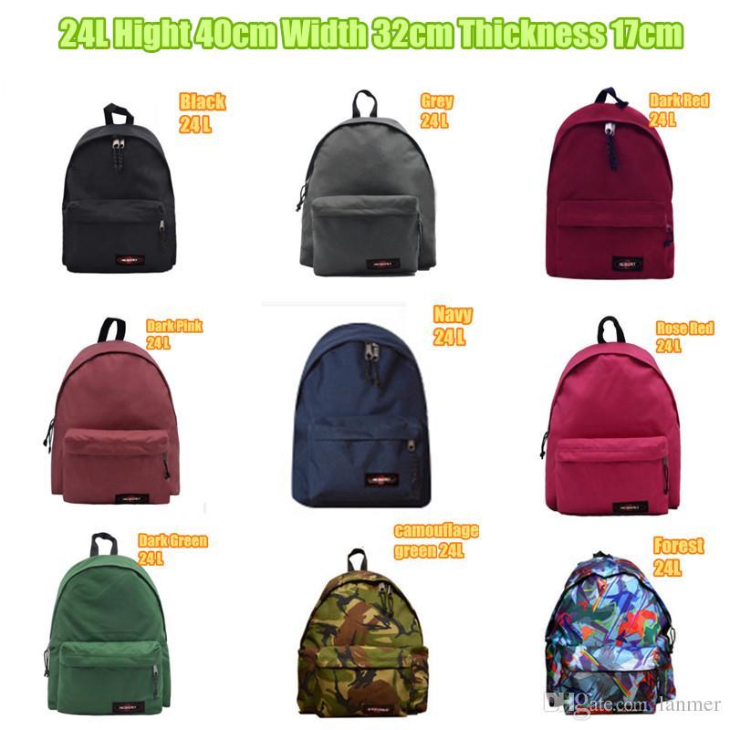 320f696ed992 2019 New Eastpak Classic Men And Women Backpack Unisex Schoolbag Shockproof  Decompression Backpack Waterproof Package Herschel Backpacks Best Backpacks  From ...