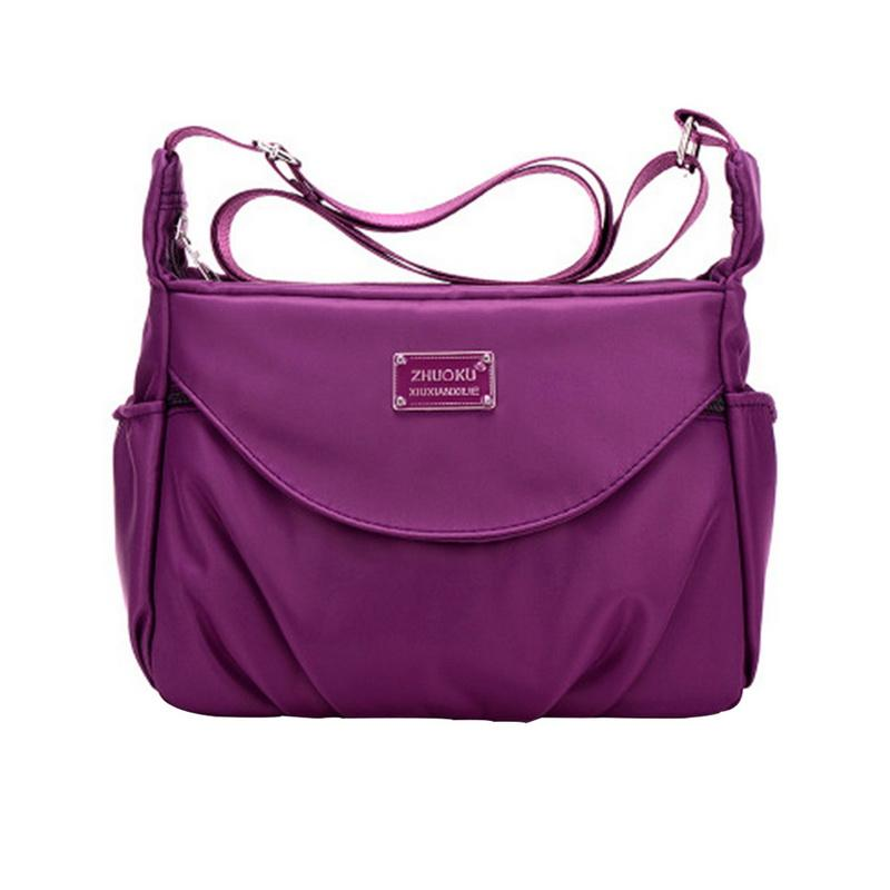 8d2e79c4056b NIBESSER Women s Messenger Bags Ladies Nylon Handbag Travel Casual Original  Bag Shoulder Female High Quality Large Crossbody Bag
