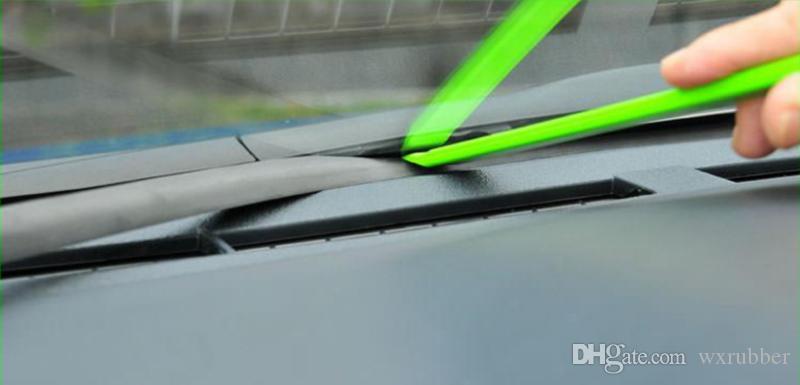 Araba kontrol paneli ses yalıtımlı conta şerit