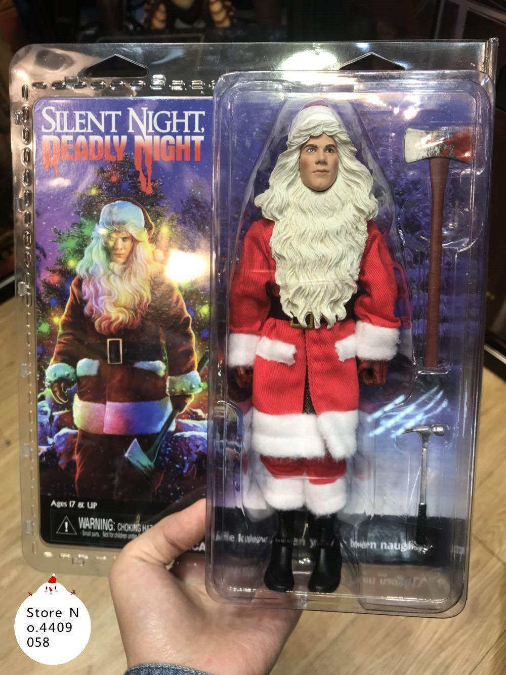 silent night movie 2019