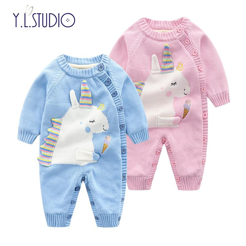 dff80e45f 2019 Winter Overalls For Baby Boy Christmas Clothes Long Thick Warm ...