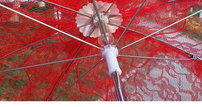 10 Farbe Braut Spitze Regenschirm 2 Größe Elegante Hochzeit Sonnenschirm Spitze Handwerk Regenschirm Für Show Party Dekoration Foto Requisiten Tanz Regenschirm