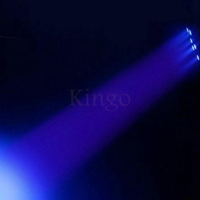 18*3W RGB Led Stage Light 110V 220V High Power Par Light With DMX512 Master Slave Flat DJ Equipments for Party Disco wedding