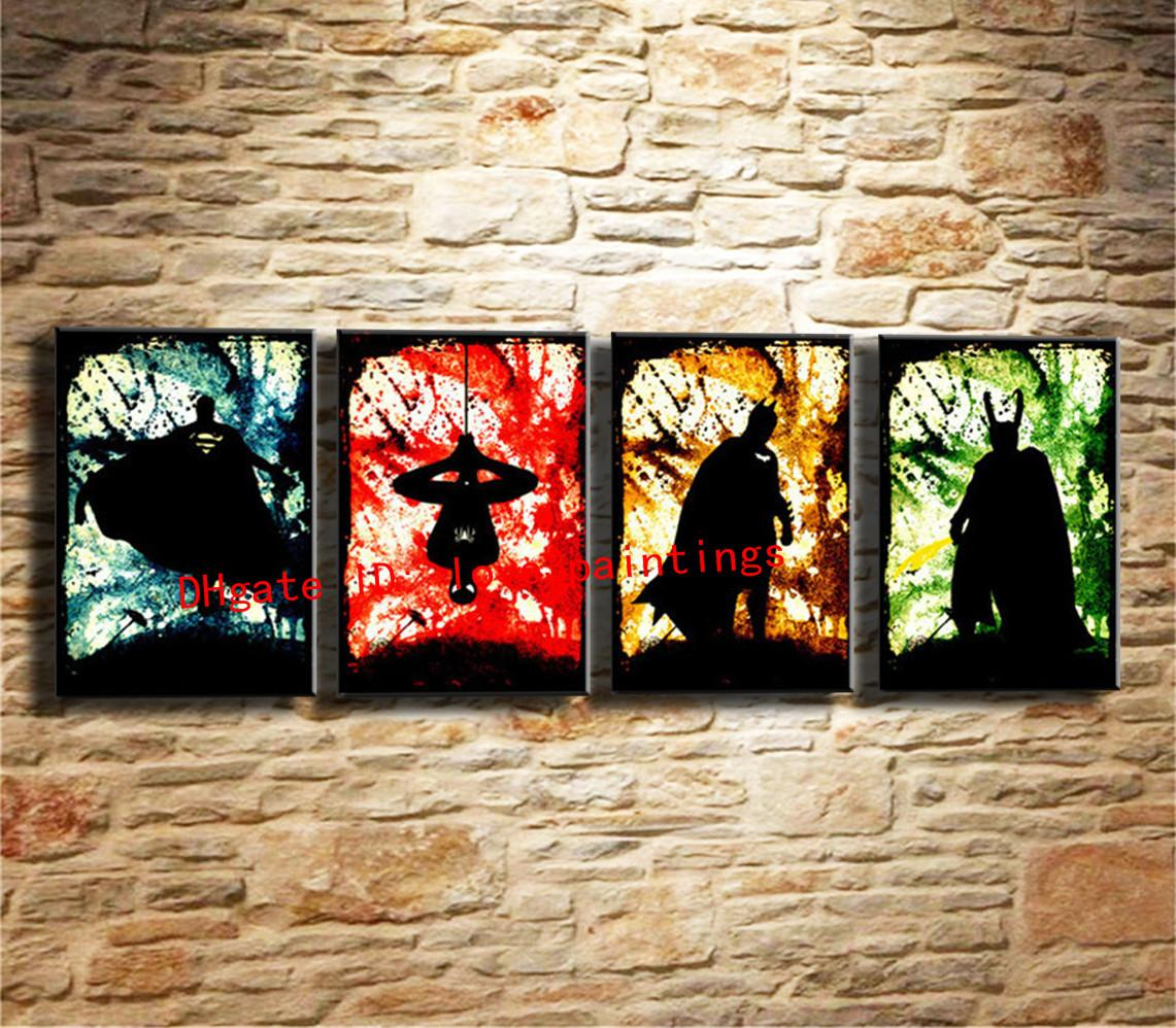 2018 Superhero,Home Decor Hd Printed Modern Art Painting On Canvas  Unframed/Framed From Love3paintings, $17.09 | Dhgate.Com