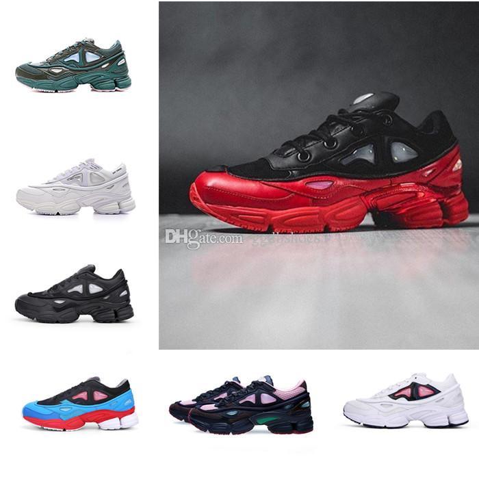 f50708d278b 2018 High Quality Raf Simons X Sneakers Consortium Ozweego 2 Fashion ...