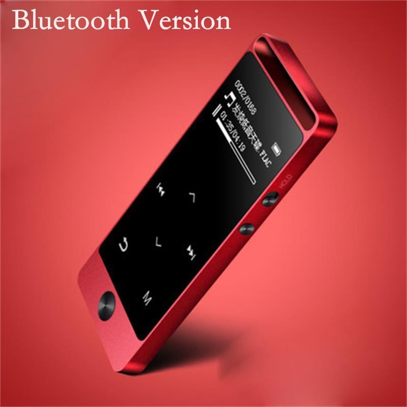 Bluetooth MP3 Player Touch Screen Original BENJIE S5B 8GB High Sound  Quality Entry-level Lossless Music Player with FM Radio