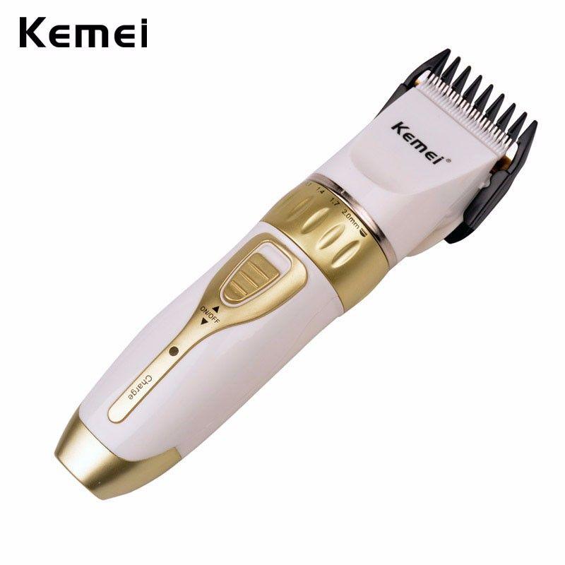 Rechargeable Hair Trimmer Clipper Men Electric Barber Cutter Cutting