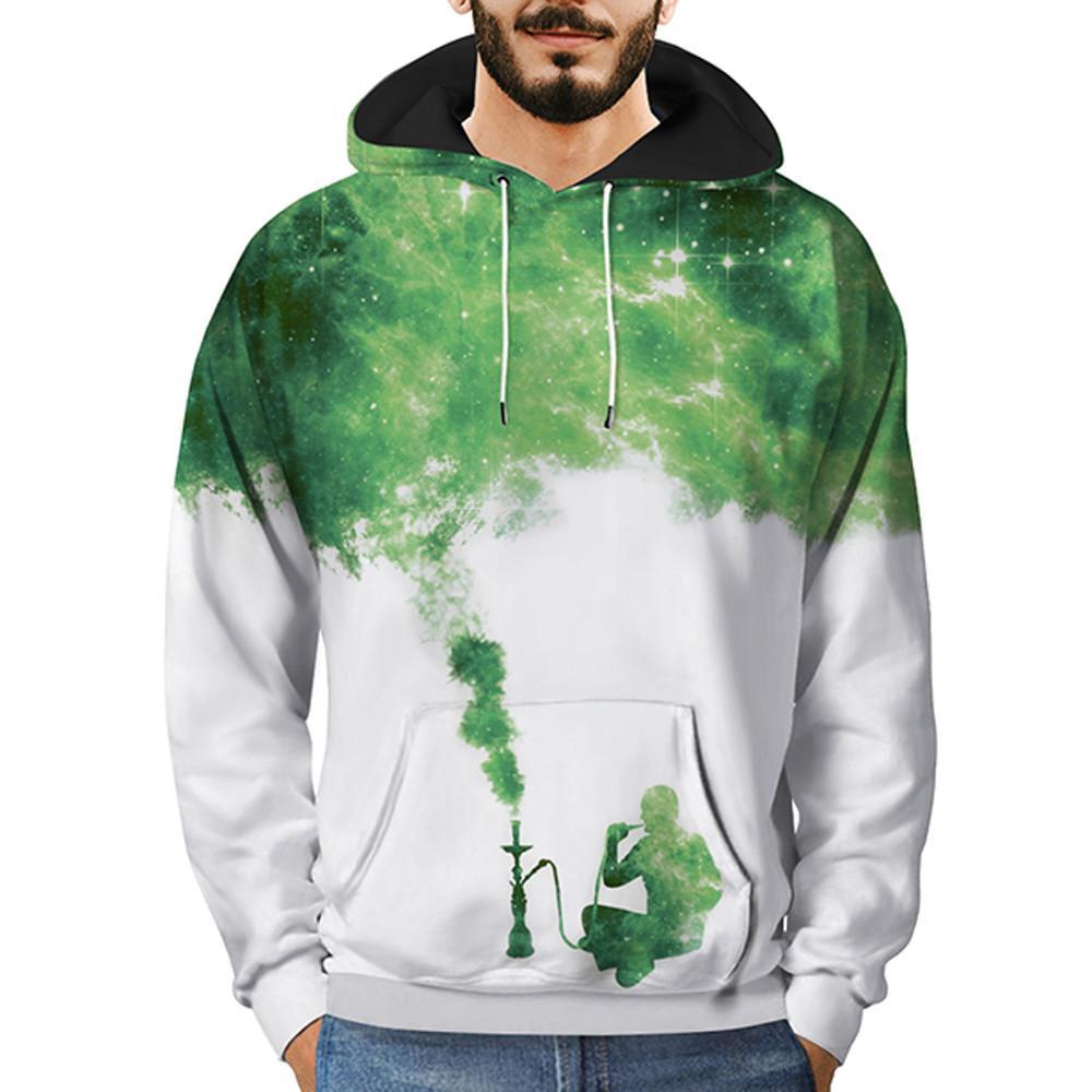 ffa6781282 New Men Hoodies Long Sleeve 2018 Autumn Sweatshirts 3D Printed Male ...