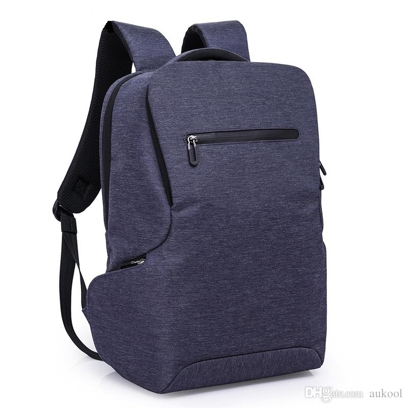 7fff17d9a0 Backpack Men s Business Bag 2018 Fashion 16 Inch Casual College ...
