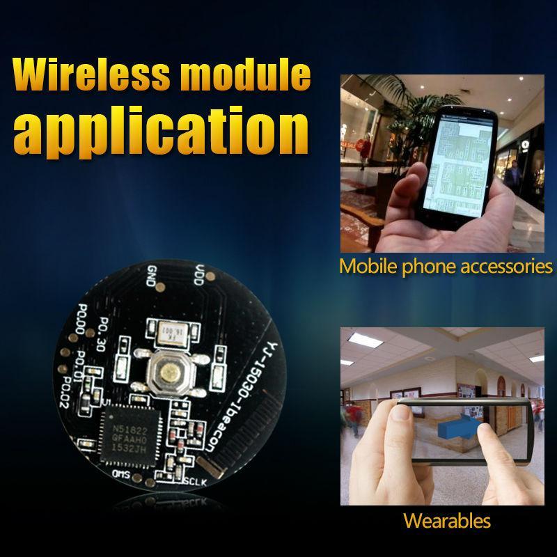 nRF51822 Bluetooth 4 0 module For Arduino Android IOS BLE Bluetooth replace  CC2540 CC2541 Serial Wireless Module HM-10 beacon