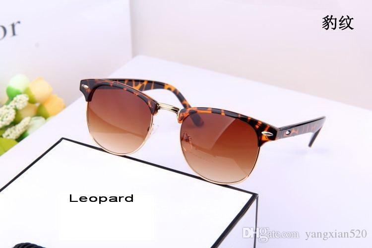 High Quality Retail Fashion Men's The Sun Glasses Retro Inspired Club Elegant Metal Star Master Sunglasses Women