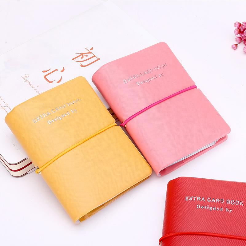 a951a6b3c82 New Fashion Card Holder Wallets For Women High Quality Candy Color PVC Slim  Bank Business Cards Bag ID Holders Organizer Purse