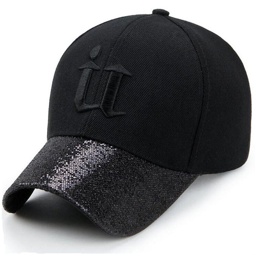 a3a6cb2672d IGGT Brand Baseball Cap Men s Adjustable Cap Casual Leisure Hats Solid  Color Fashion Snapback Summer Fall Hat Flat Caps Trucker Caps From  Value111