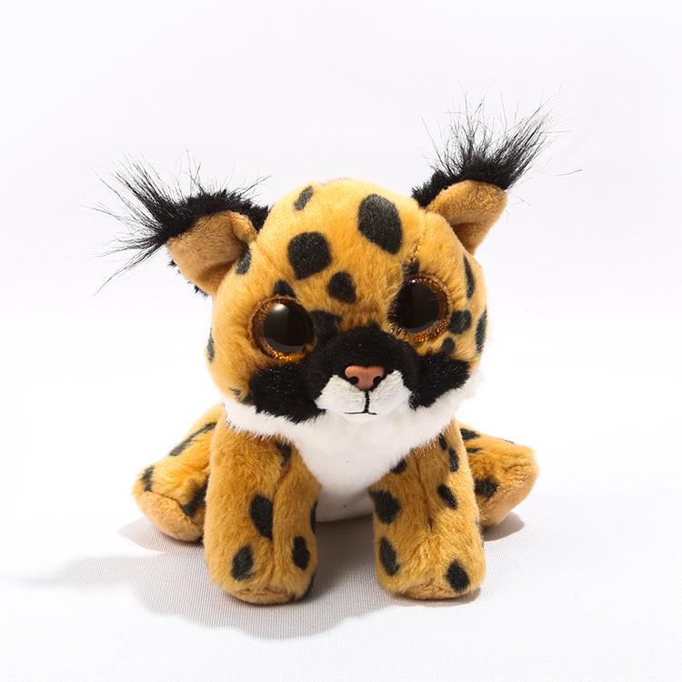 387729e2a36 2019 Ty Beanie Boos Stuffed   Plush Animals Larry The Brown Lynx Toys Dolls  6 15cm From Heathera