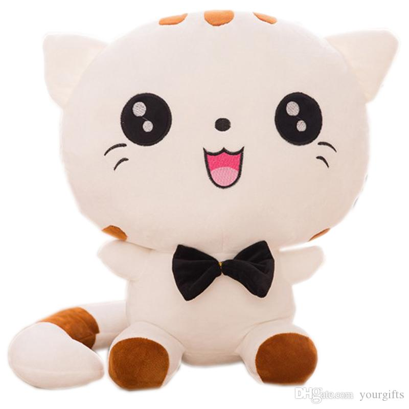 Image of: Images 2019 Cute Cartoon Big Face Cat Doll Large Kitten Plush Toy Cat Cat Pillow Doll Childrens Toy Birthday Present To Friends From Yourgifts 604 Dhgatecom Dhgatecom 2019 Cute Cartoon Big Face Cat Doll Large Kitten Plush Toy Cat Cat