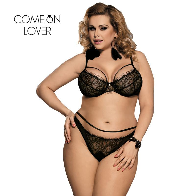 b1b9ca97cb59e Comeonlover Women Bras Set Push Up Lace Women Bra Set RI80293 ...
