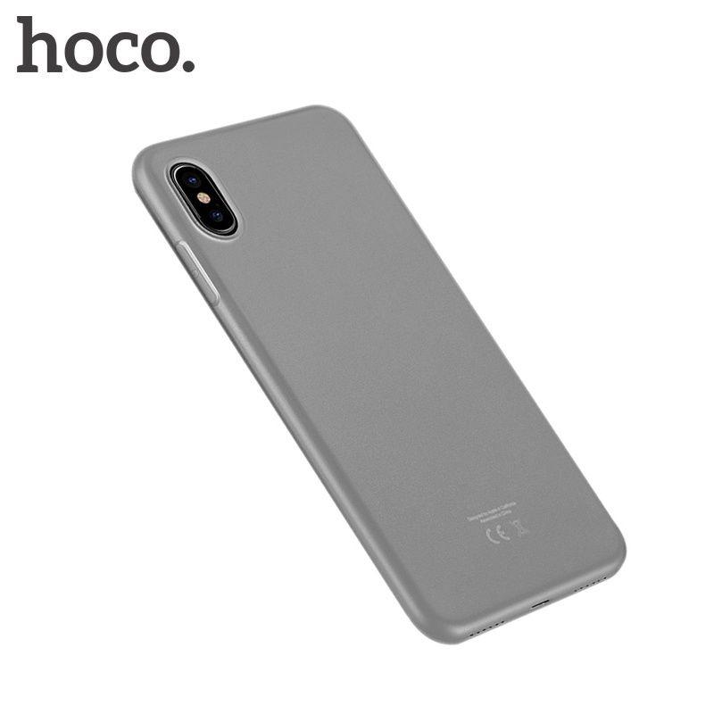 coque iphone x ultra fine hoco