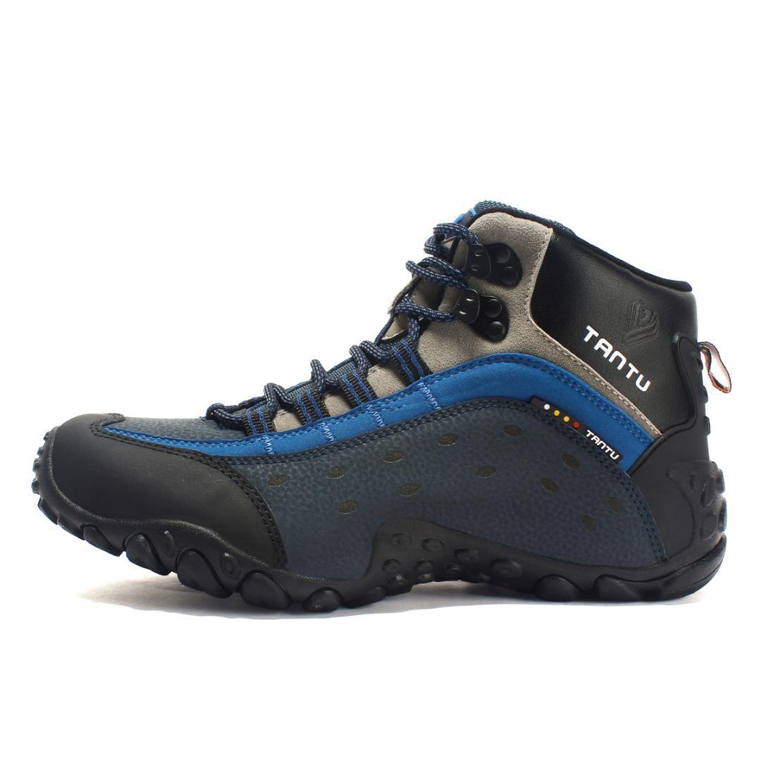 Lefoche 2018 Men S Mid Venture Waterproof Lightweight Hiking Boots