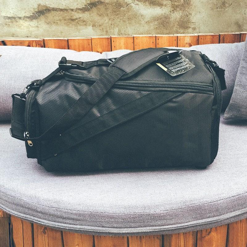 1b86048c0b27 Designer Duffel Bags Hot Sale Unisex Travel Bag Women Men Duffle Bag  Luggage Handbag Large Capacity Sport Bag Classic Backpack Black Red Best Gym  Bags Large ...
