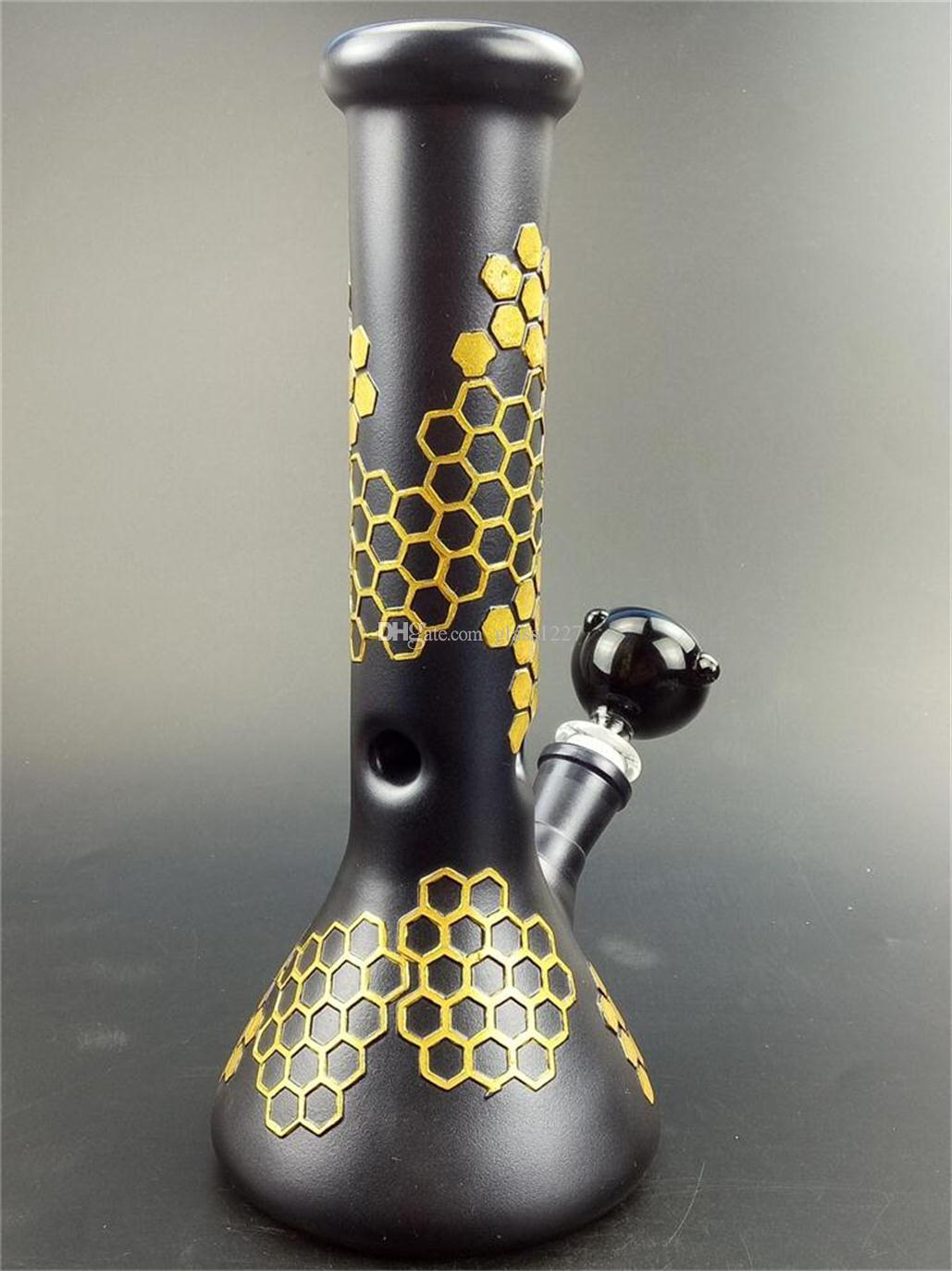 Glass bong manufacturers selling glass hookah water pipe glass sound in the recycle bin is favorable