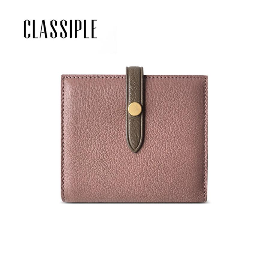 Female Wallet Genuine Leather Women Coin Purse 2018 Fashion Bag Lady Wallet  Sheepskin Short Wallets Ladies Card Holders Students Roots Wallets French  Wallet ... 15b0235ed3df