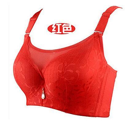 Spingere verso l'alto reggiseni di grandi dimensioni E F tazza di pizzo donne intimo lingerie 105 110 sostenes mujer grande