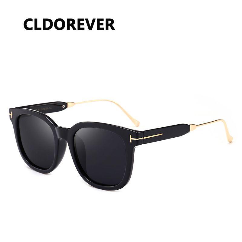 Compre Alta Calidad Gafas De Sol Polarizadas Mujeres Marca De Lujo De La  Vendimia Gafas De Sol De Espejo Para Damas Retro Transparente Sunglass  Cuadrado A ... d5c85049ac07