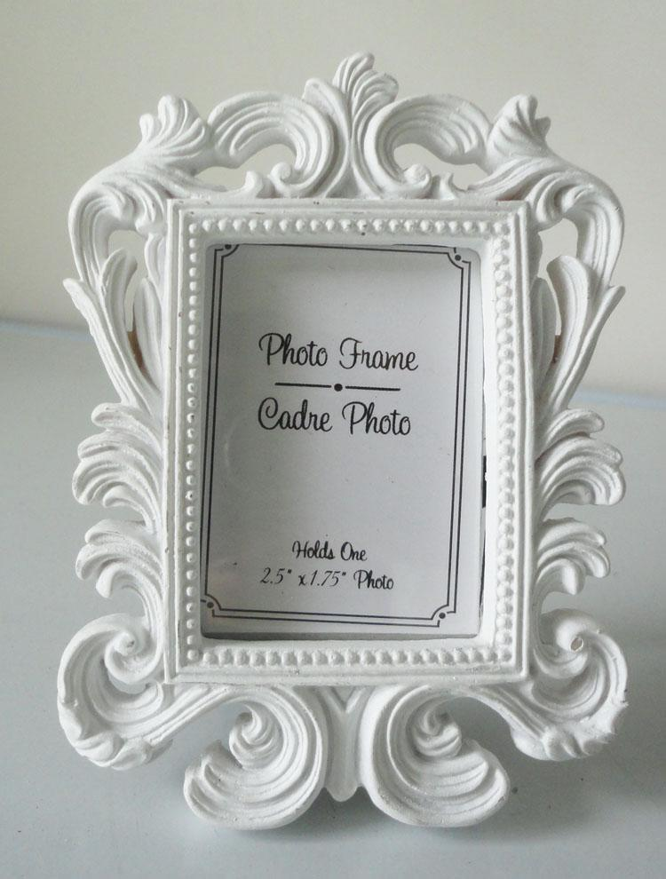 Discount Baroque Photo Picture Frame Wedding Party Place Name Card ...