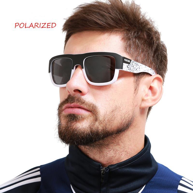 4a7e4ece4c Mens Polarized Sunglasses Driving Sun Glasses For Men Sunglasses Men Brand  Designer Vintage Square Sunglass Male Driver Smith Sunglasses Sunglasses At  Night ...