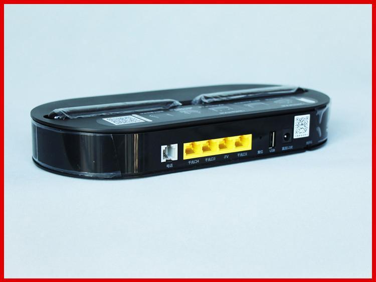 HS8145V GPON ONU ONT HGU Dual Band Router 4GE Wifi2 4GHz /5GHz Same  Function as HG8245U HG8245Q2 GPON ONU