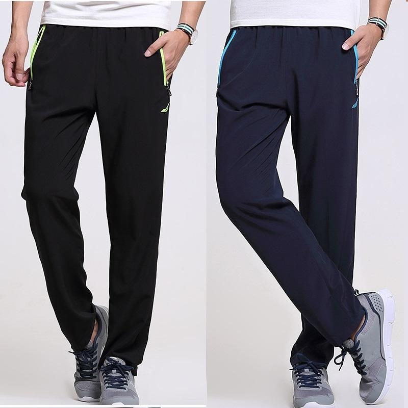 d890d4147f9 2019 Grandwish Men S Pants Workout Plus Size 6XL Mens Quick Dry Pants  Elastic Waist Outside Active Pants Men Breathable