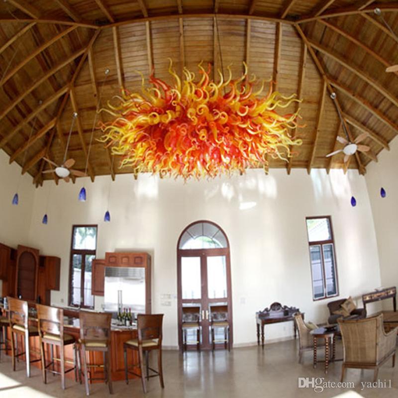 Grosshandel Red Modern Art Deco Designer Quelle Und Energiespar