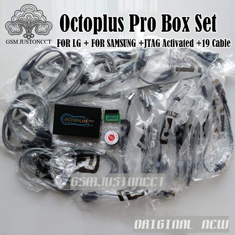4ace255e490245 ... OCTOPLUS BOX For Samsung For LG + EMMC JTAG Activated AND 19 Cable Set  Usb To Vga Converter Av To Vga Converter From Chengdaphone