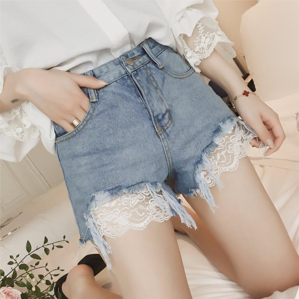 High waisted cut off jean shorts the excellent
