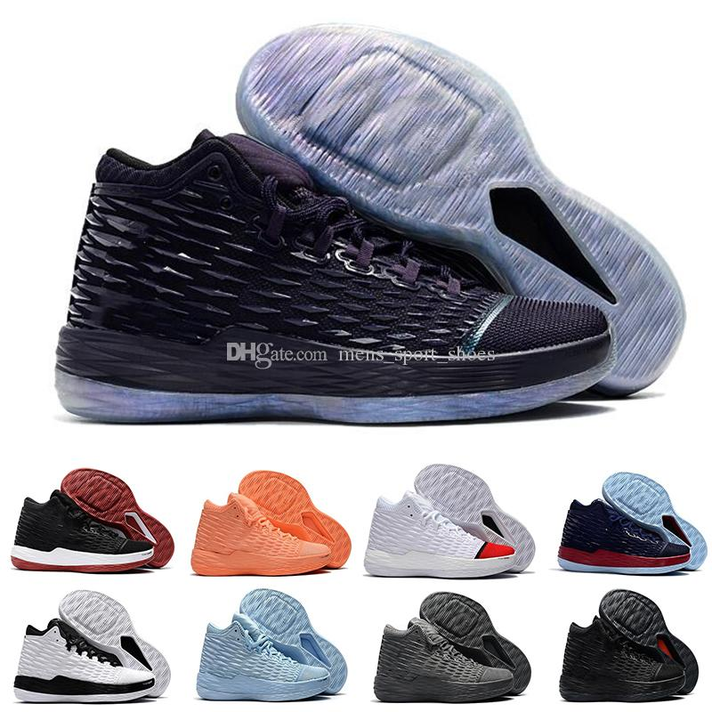 17027607e64 2019 2018 13 Men S Basketball Shoes New Top Quality Carmelo Anthony M13 For Cheap  Sale M13 Sports Training Sneakers Size 40 46 From Mens sport shoes