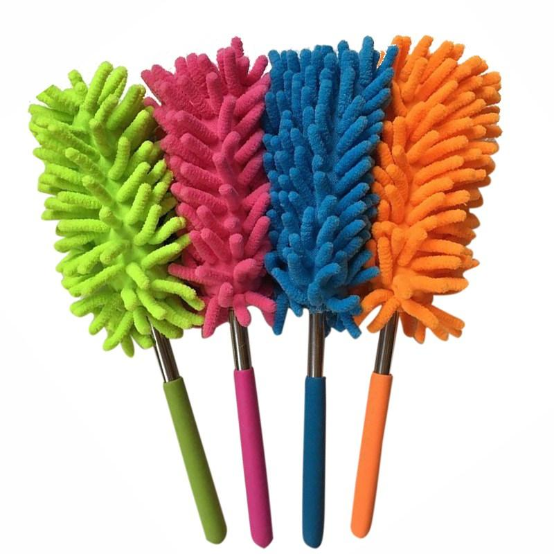 Car Wash Brush >> Scalable Clean Duster Car Wash With Dust Brush Mini Stainless Steel Feather Dusters Brushes High Quality Pincel