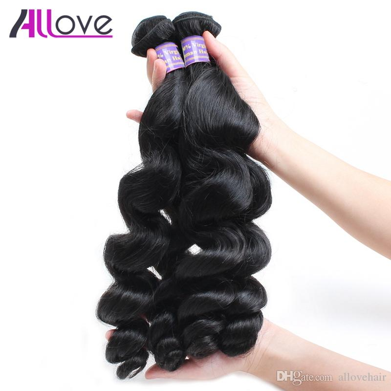 Loose Wave Virgin Hair Extensions Wholesale Cheap 8a Brazilian Hair