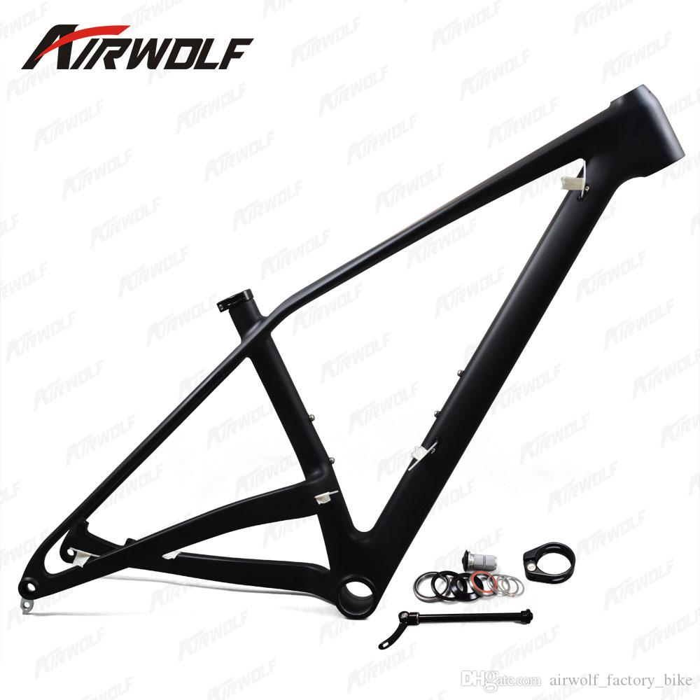 Best Quality Cheap Price Chinese Carbon Frames Can Fit For 27.5*3.0 ...