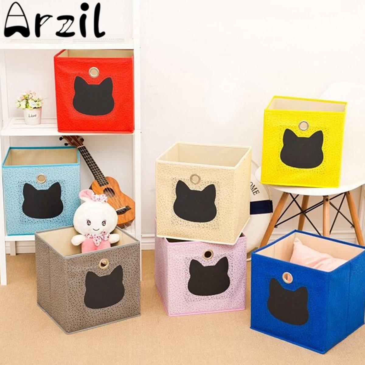Genial 2018 Collapsible Non Woven Kids Toys Storage Boxes Childrens Toys Storage  Box Bin Home Playroom Organizer Sundries Holder From Donaold, $24.35 |  Dhgate.Com
