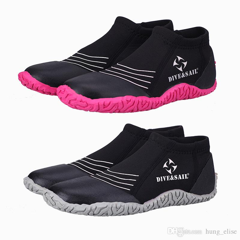 2019 3MM Neoprene Shoes Swimming Diving Shoes Adult Swim Beach Water  Thermal Surf Sailing Snorkeling Scuba Shoes From Hung_elise, $27.14 |  DHgate.Com