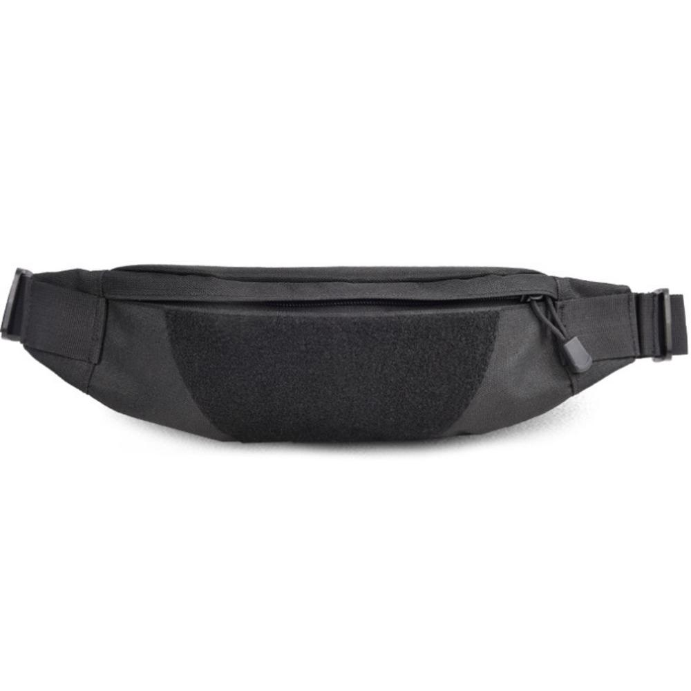 2019 Latest Design New Men Waterproof Nylon Travel Military Travel Messenger Shoulder Sling Chest Hip Bum Belt Fanny Pack Waist Bag Purse Fine Jewelry