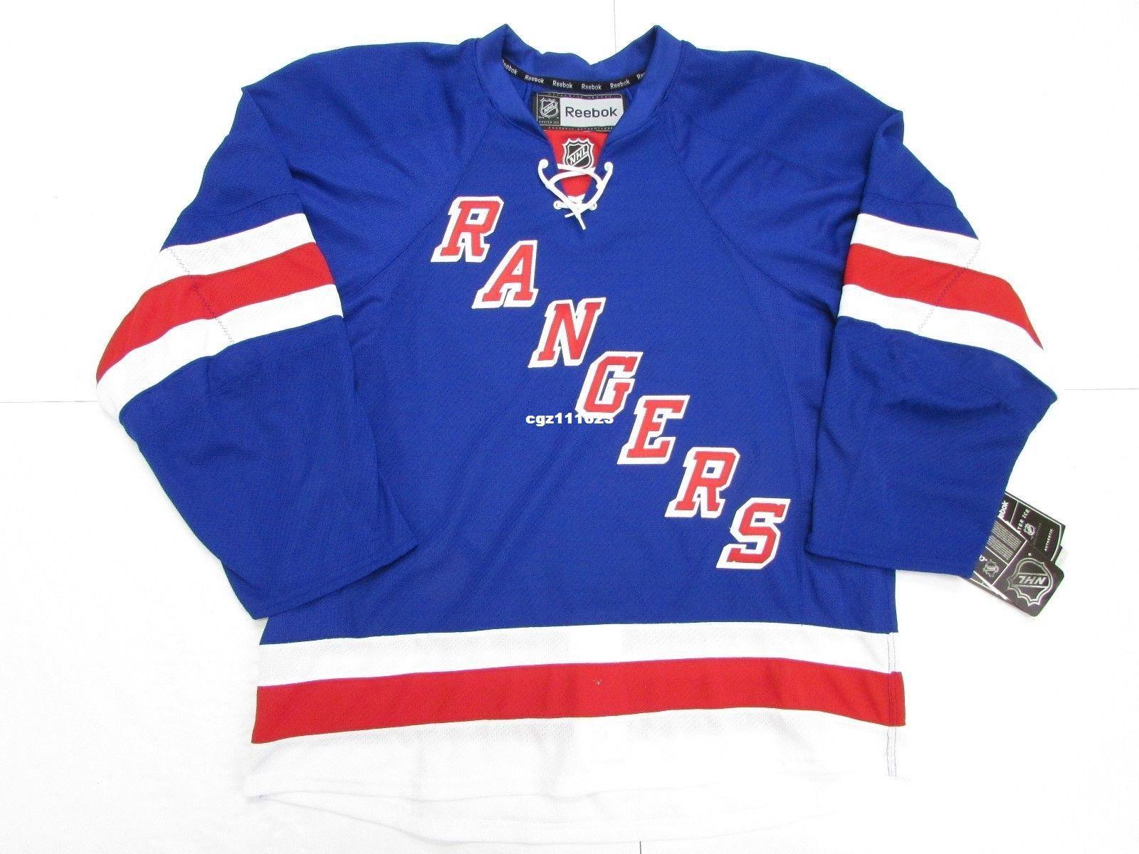 cc83845f971 2019 Cheap Custom NEW YORK RANGERS Blank Ice Hockey Jerseys HOME Stitched HOCKEY  JERSEY From Cgz111623
