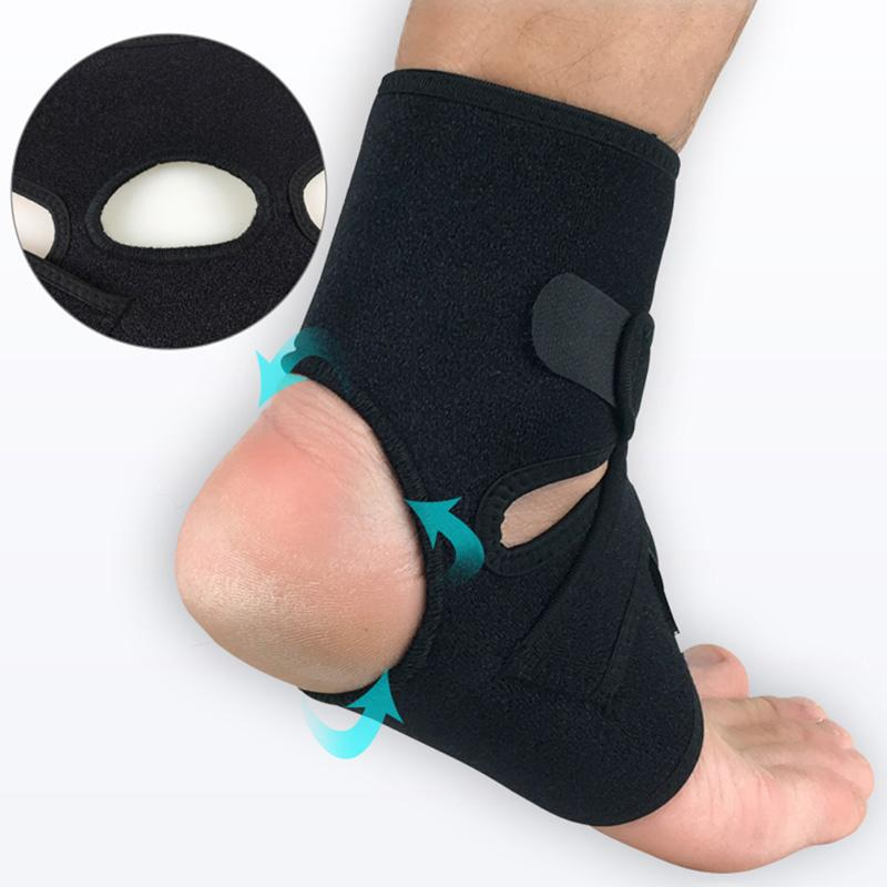 9f9265c0bc 2019 Ankle Support Socks Men Women Lightweight Adjustable Breathable Feet  Sleeve Heel Cover Protective Wrap From Mssweet, $35.57 | DHgate.Com
